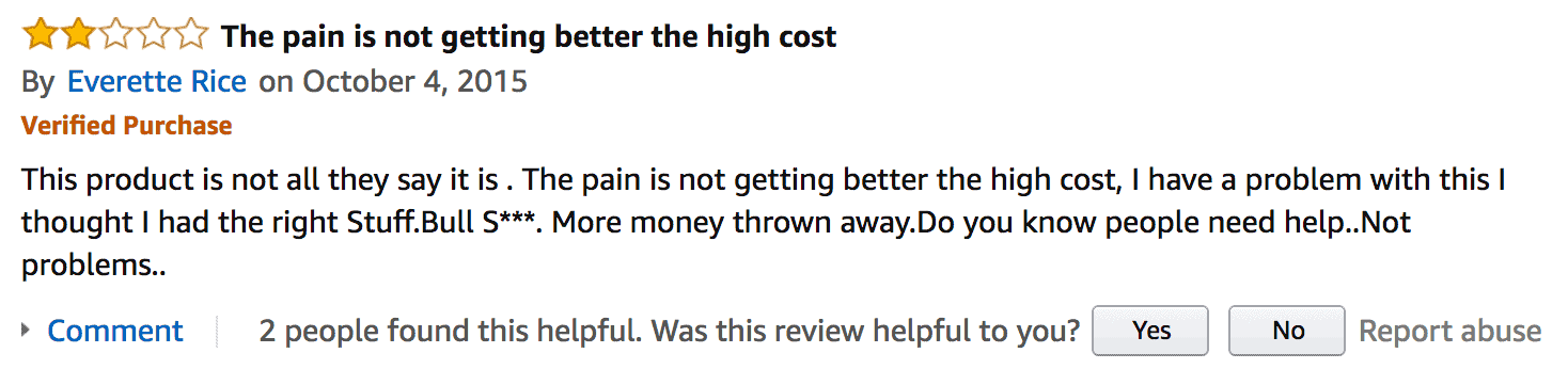 A review of Neuracel from a customer