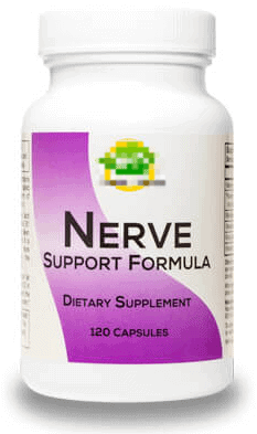 Nerve Support Formula new bottle