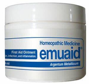 Emuaid homeopathic medicine