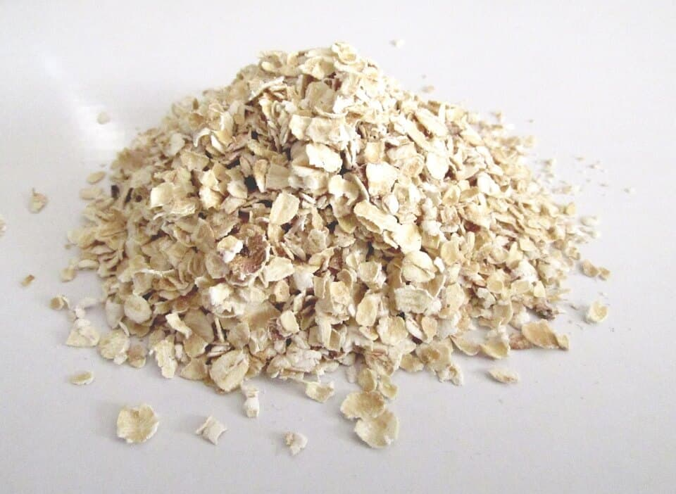 Oat baths can help with shingles nerve pain