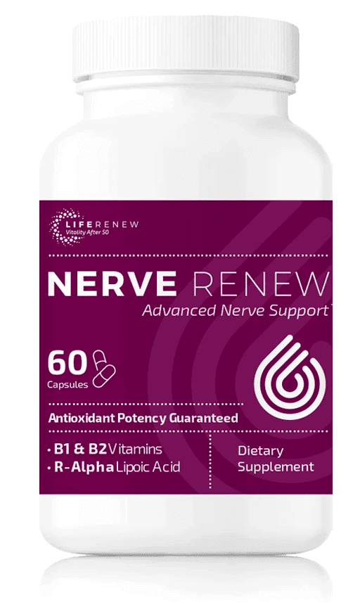Our #1 pick for best neuropathy supplement in 2020.