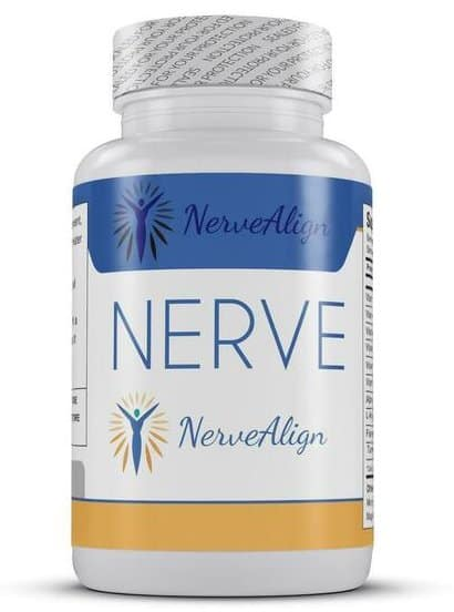 1 bottle of Nerve Align supplement